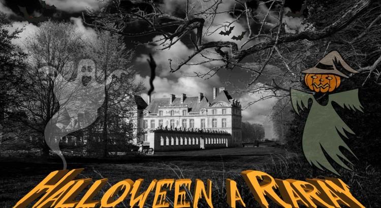 halloween château Raray visite Aquilon